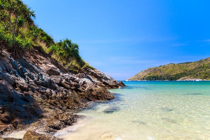 Nai Harn: the expat favourite beach