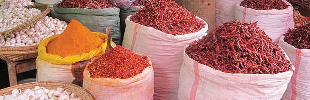 Burmese food can be exciting and thrilling