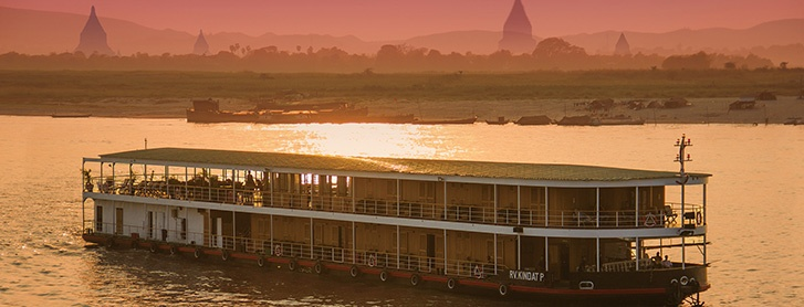Things to see on a river cruise in Asia