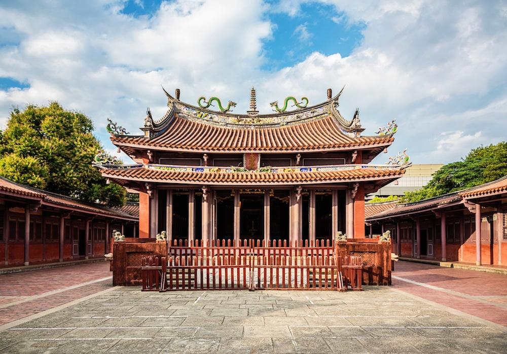 Confucius Temple, Taiwan