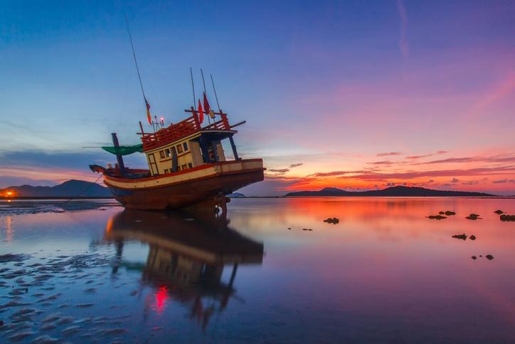 Rawai: the working beach of Phuket