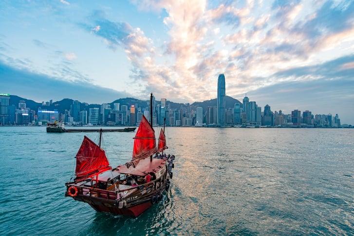 Hong Kong, Victoria Harbour