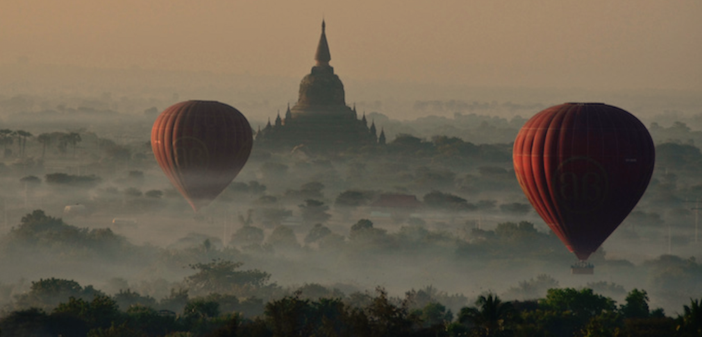 What to see on a trip to Myanmar (Burma)